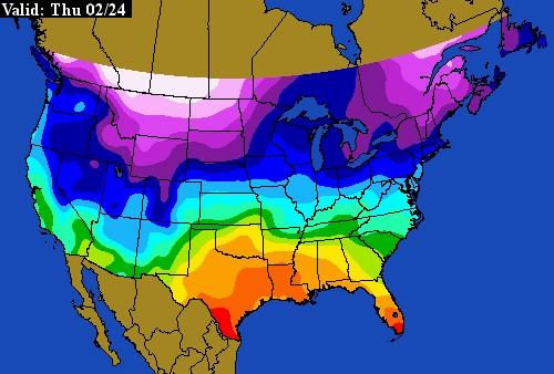 Current soil temperature map ohana nui off topic sub for Soil temperature map
